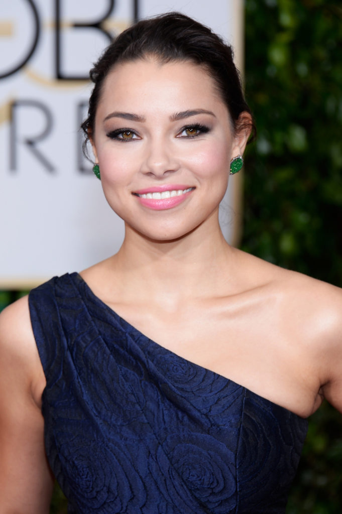Jessica Parker Kennedy Sweet Smile Images