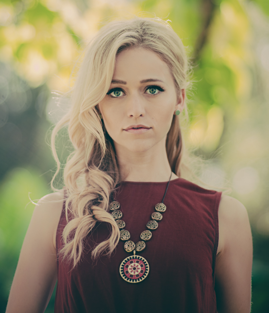 Johanna Braddy Upcoming Movie Look Photos