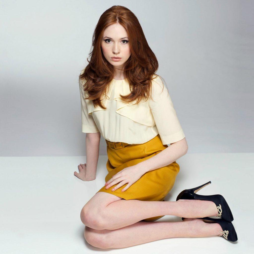 Karen Gillan Cute Pictures