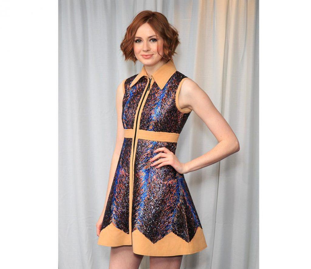 Karen Gillan New Look Photos