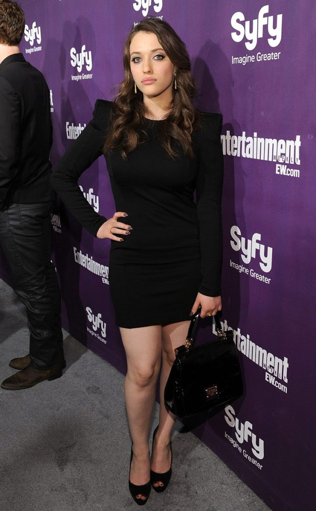 Kat Dennings Images At Award Show