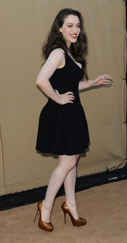 Kat Dennings Images In Shorts