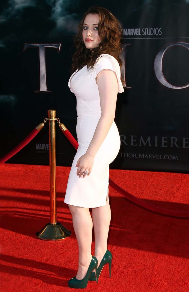 Kat Dennings Scenic & Bombastic Photos