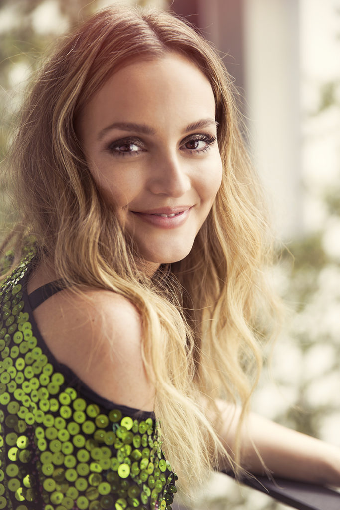 Leighton Meester Bold Images