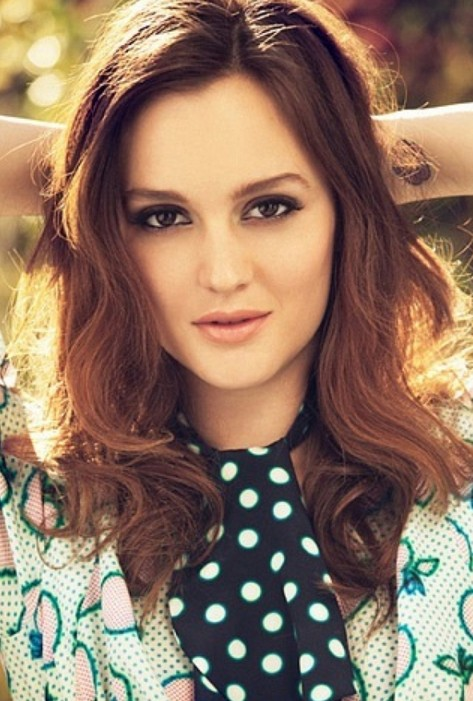 Leighton Meester New Look Images
