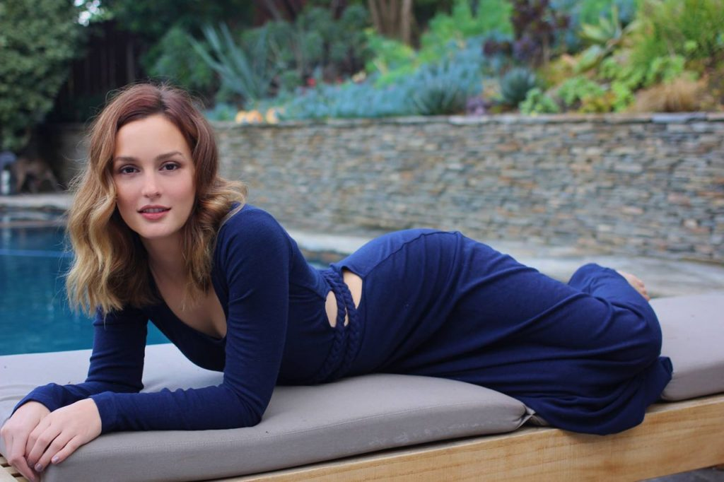Leighton Meester Unseen Photos