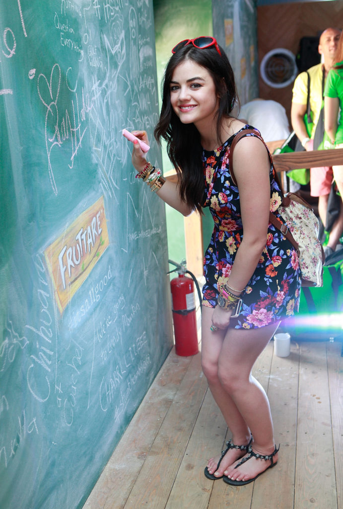 Lucy Hale Cute Images