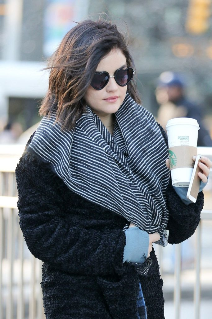 Lucy Hale Full HD Unseen Pics