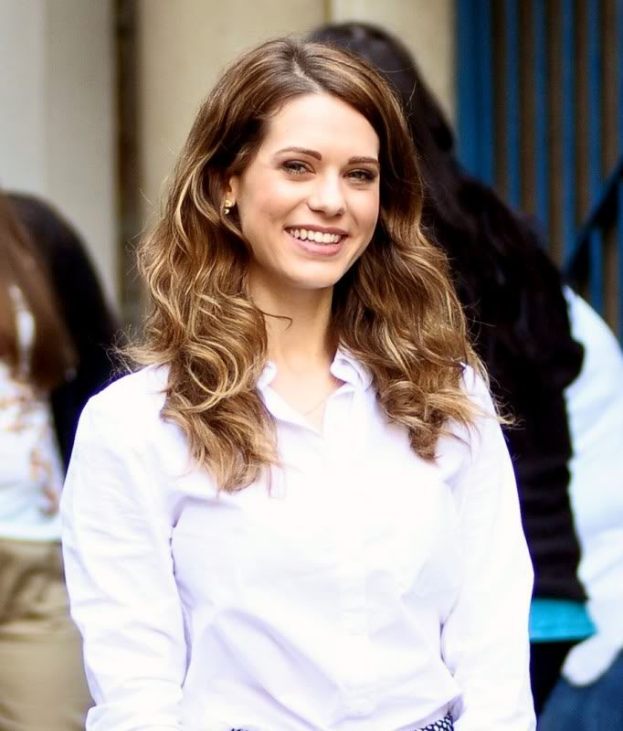 Lyndsy Fonseca Sweet Smile Images