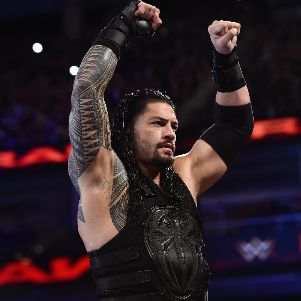 American Professional Wrestler Roman Reigns Wallpapers