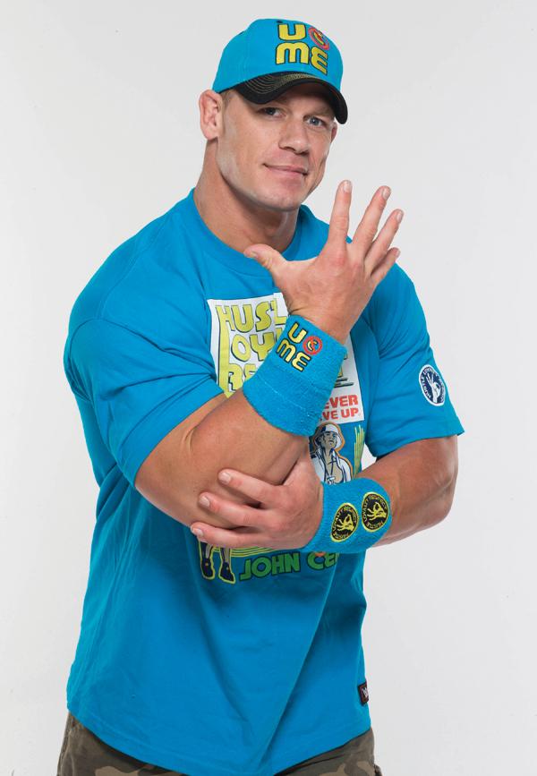 John Cena Body Images
