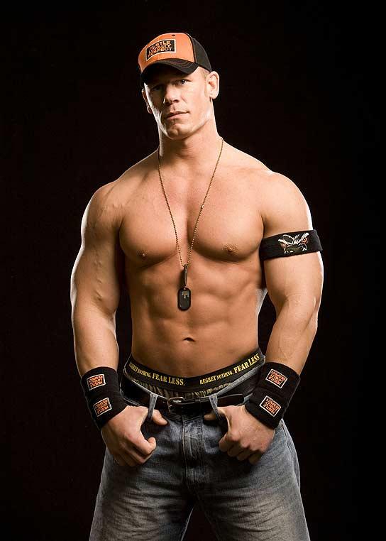 John Cena Charming Photos