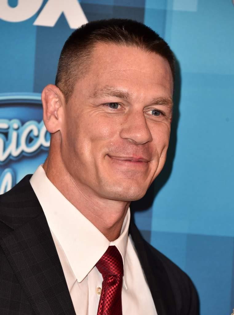 John Cena Cute Smile Images