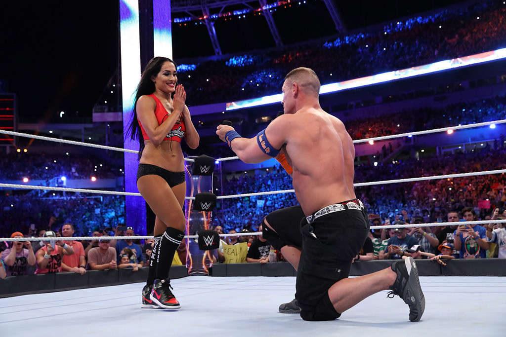 John Cena Girlfriend Pics