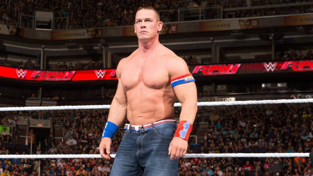 John Cena HD Unseen Images In Ring