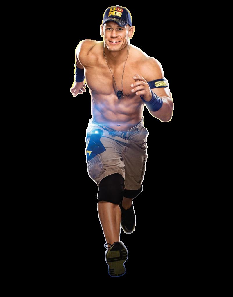 John Cena Height Pics