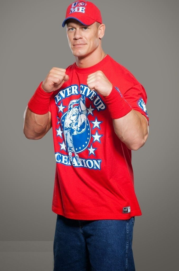 John Cena Latest Style Pics For Free Download