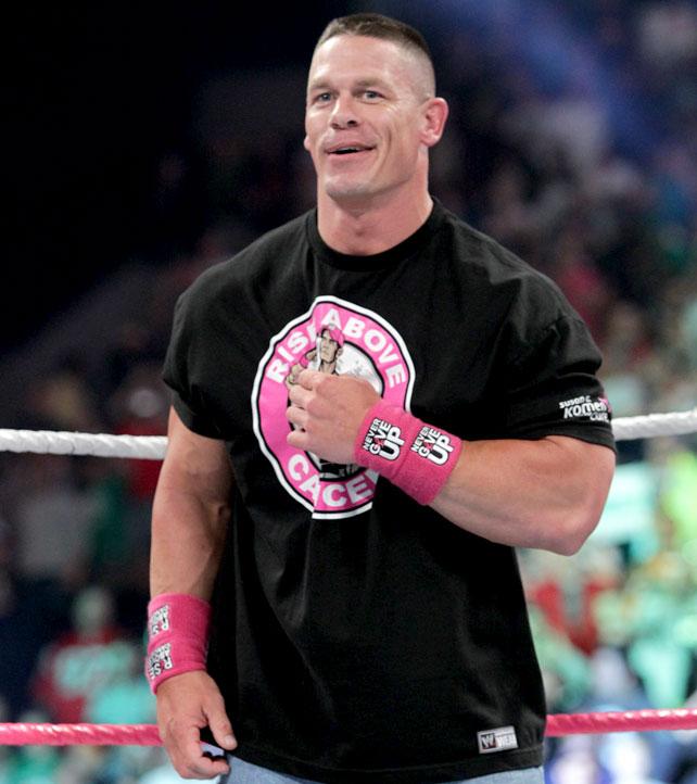 John Cena Very Hot Photos