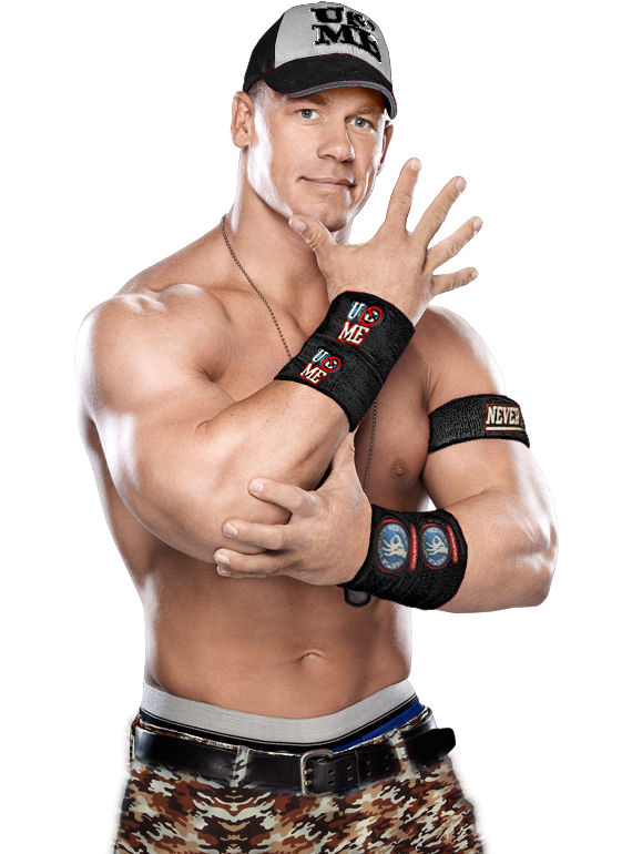 John Cena Weight Pictures