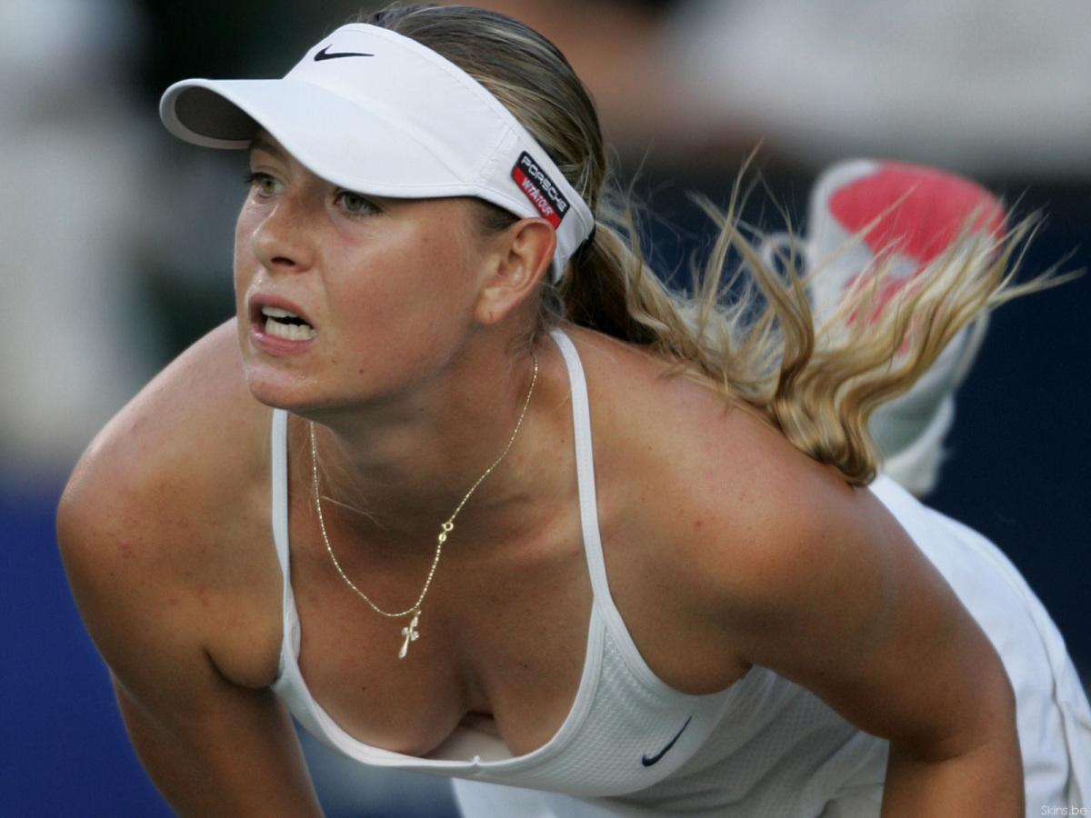 Russian Tennis Player Maria Sharapova Hot Pics, Net Worth