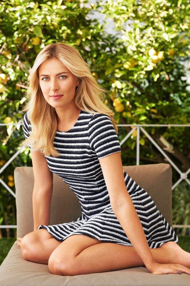 Maria Sharapova Sexy Photoshoot Download