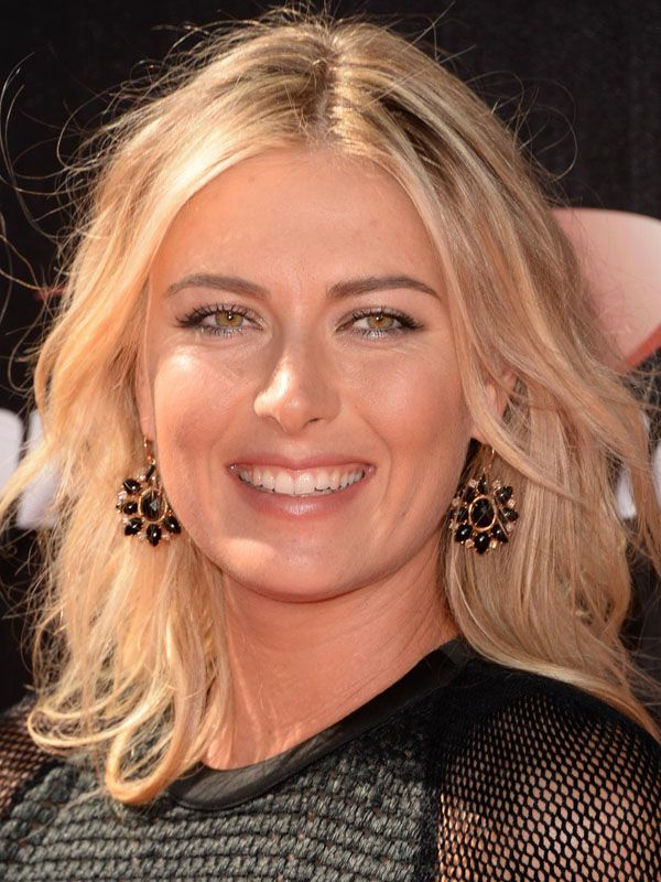Maria Sharapova Sweet Smile Wallpapers