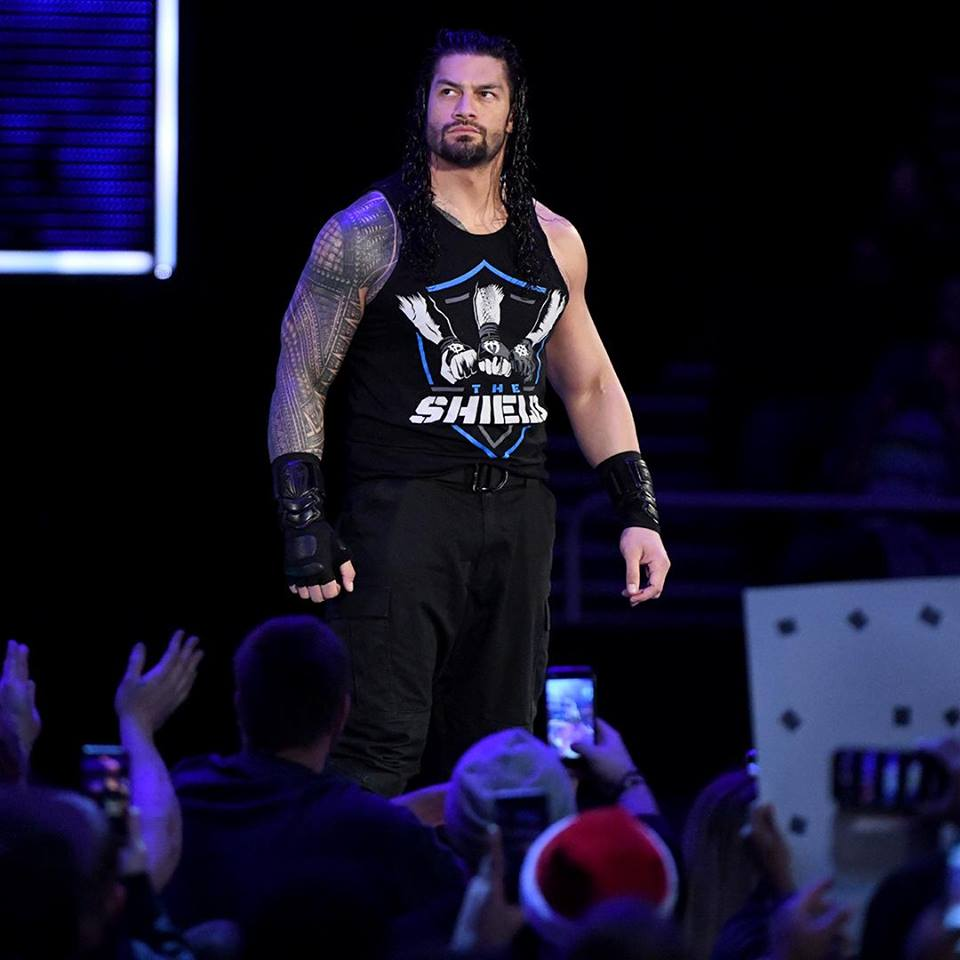 Roman Reigns Full Body HD Images