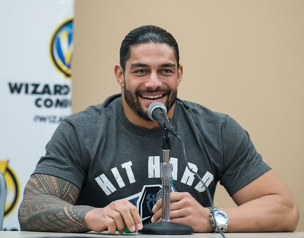 Roman Reigns HD Pics