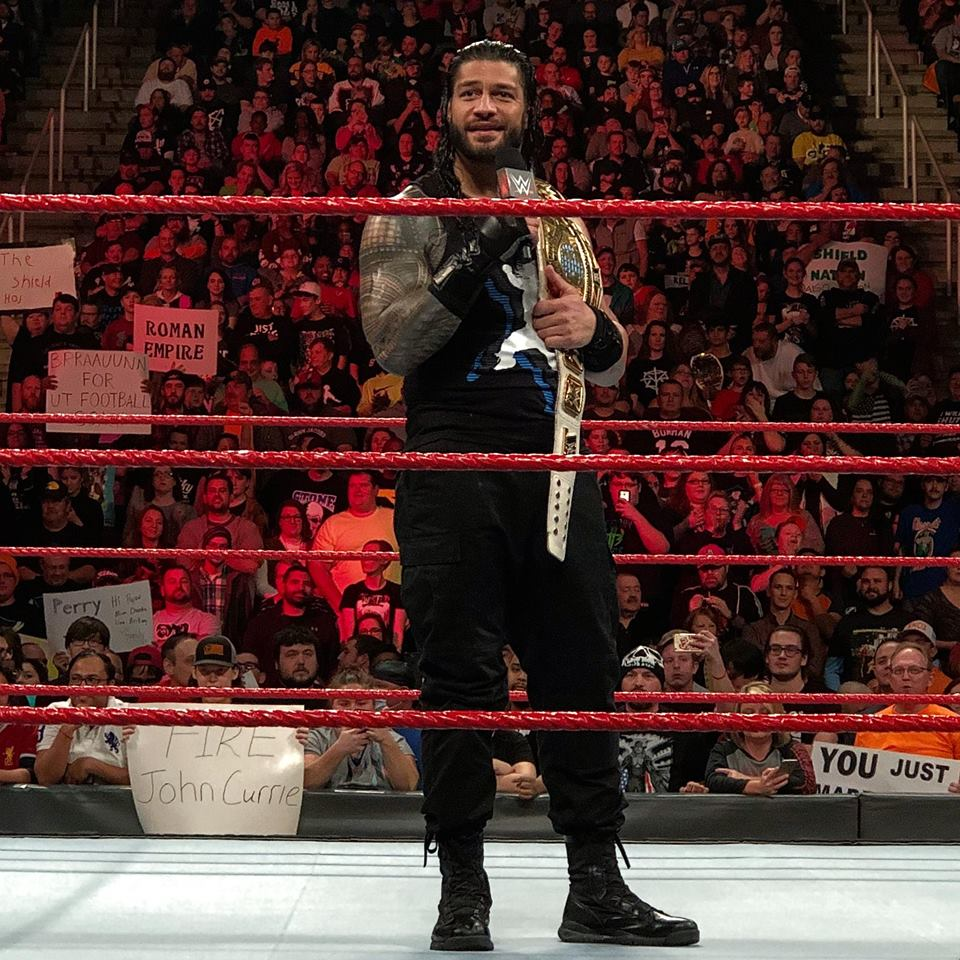 WWE Roman Reigns Age, Body Images HD Pics Photoshoot