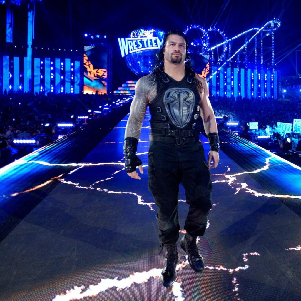 Roman Reigns Height