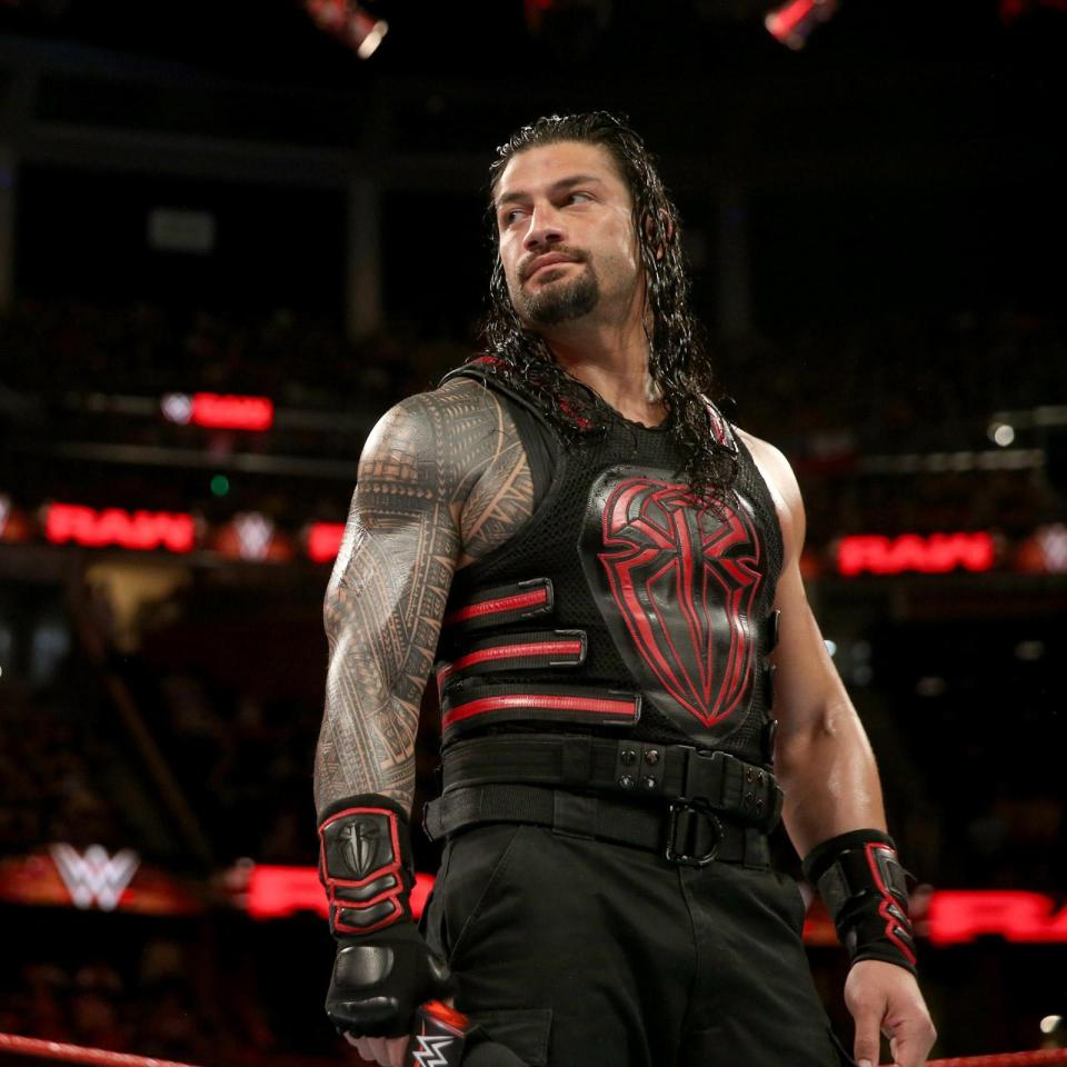 Roman Reigns Stylish Full HD Images Download