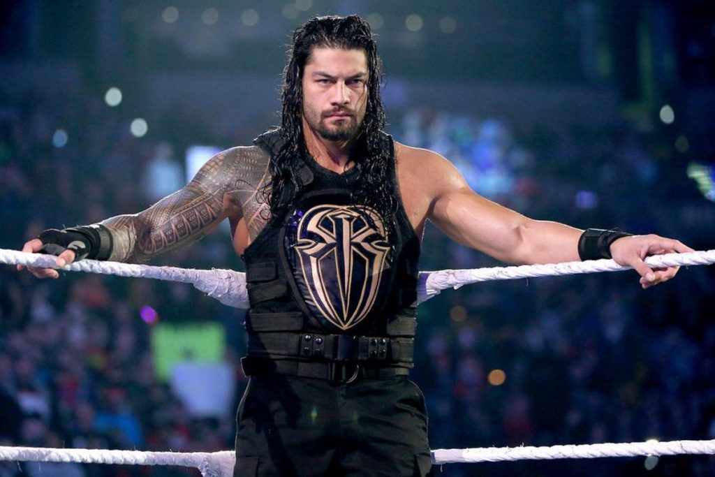 Roman Reigns Very Hot Pics