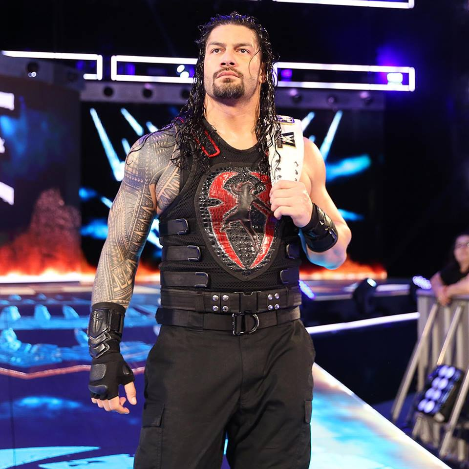 Roman Reigns Weight