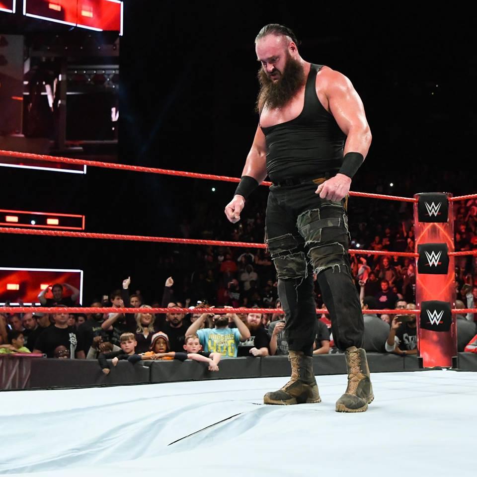 WWE Wrestler Braun Strowman Images