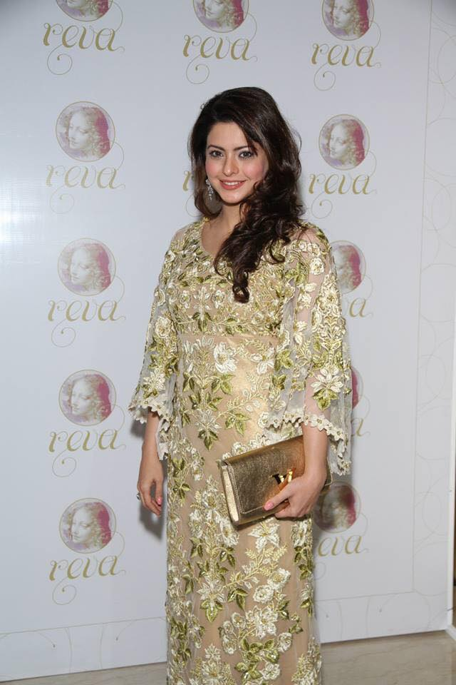 Aamna Sharif At Awards Show Images