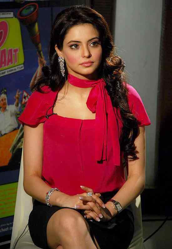 Aamna Sharif Hot Images At Award Show Pics
