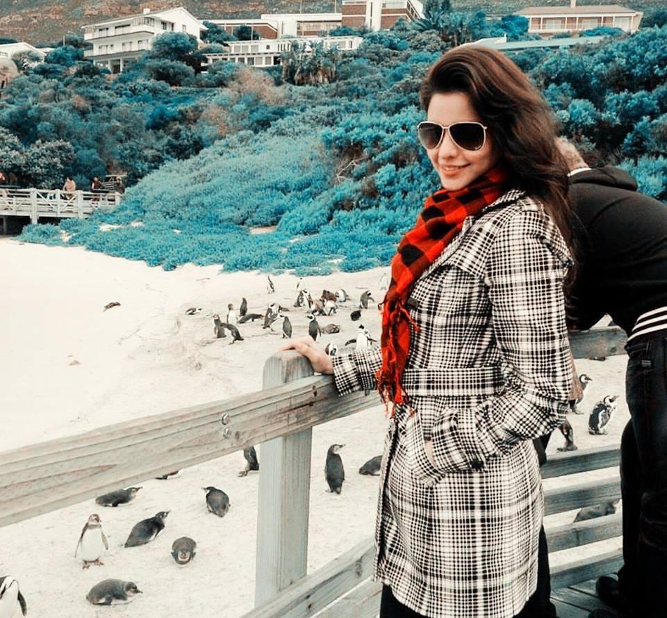 Aamna Sharif Hot