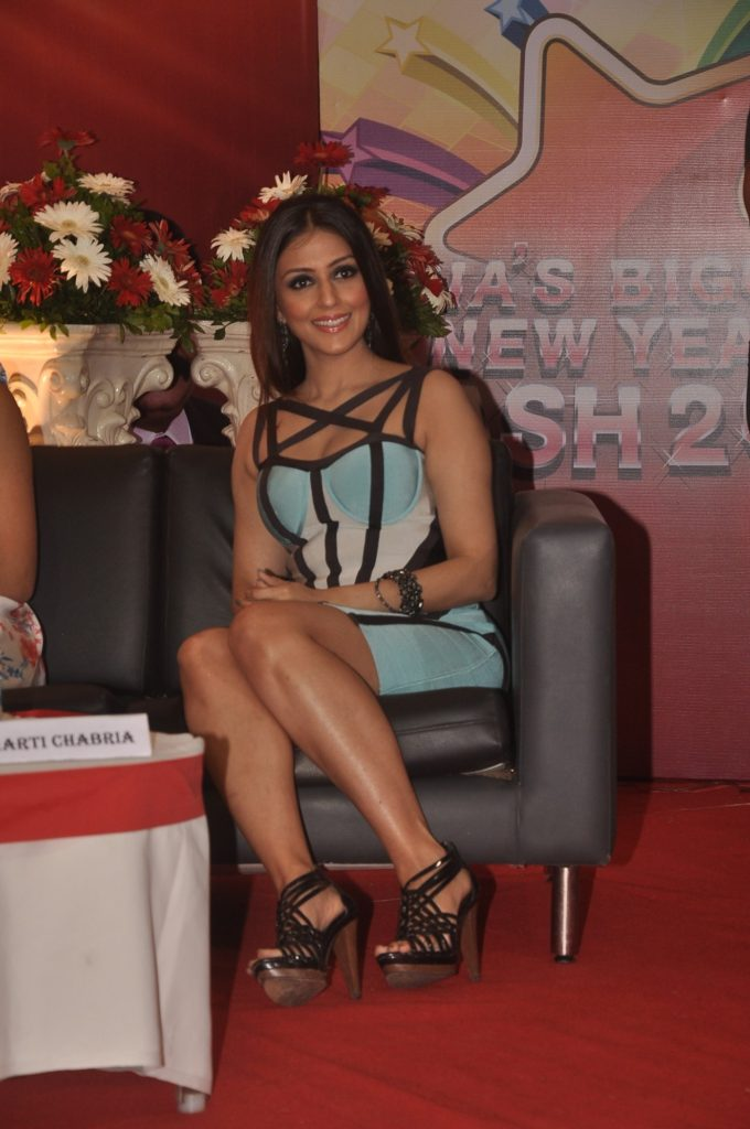Aarti Chabria Latest Hair Style Pics