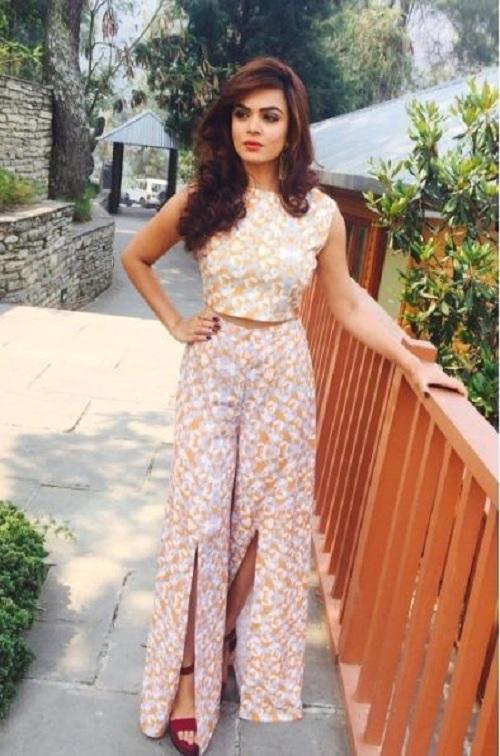 Aashka Goradia Hot