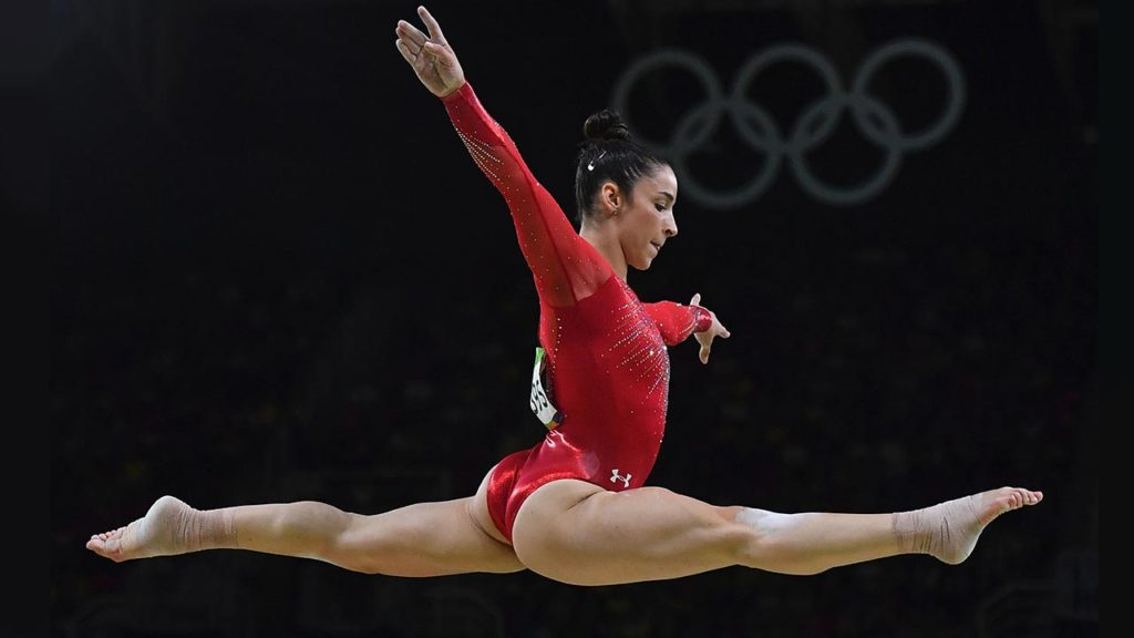 Aly Raisman Charming & Attrative Wallpapers