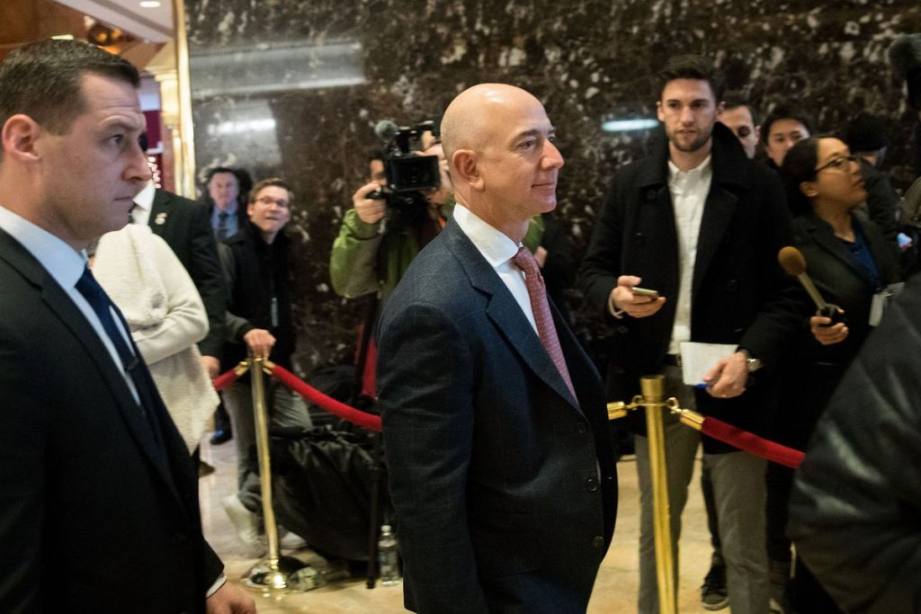 Amazon Chairman Jeff Bezos Images