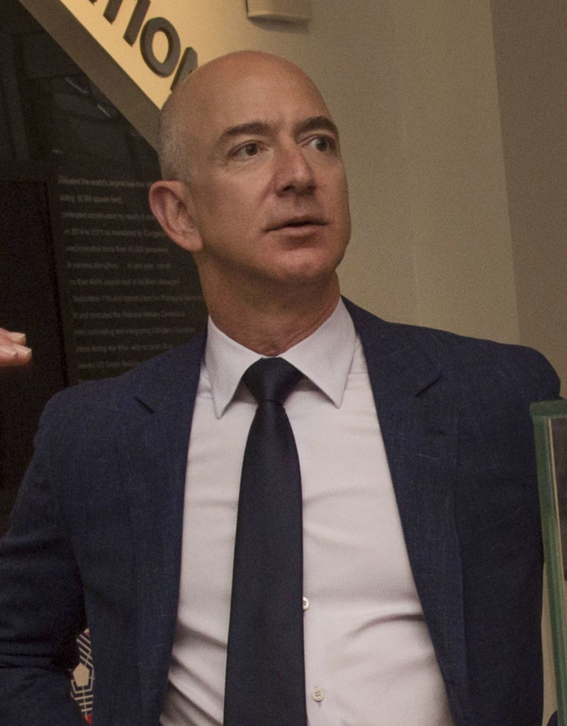 Amazon Chief Executive Officer Jeff Bezos Pics Free Download