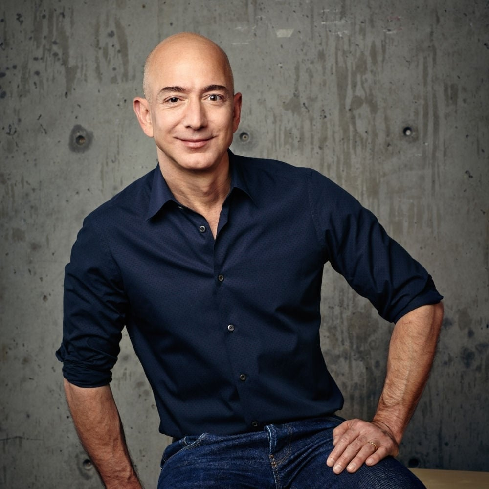 Amazon Founder Jeff Bezos Photos