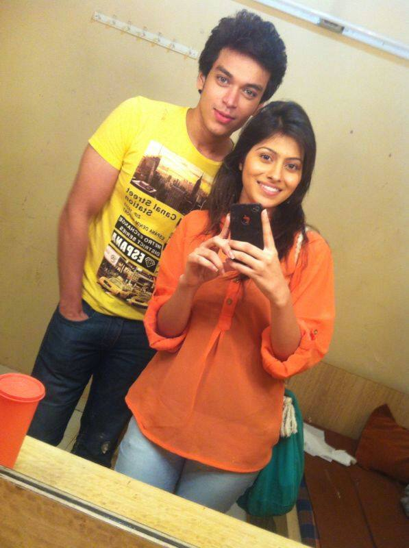Aparna Dixit With His Costar Images