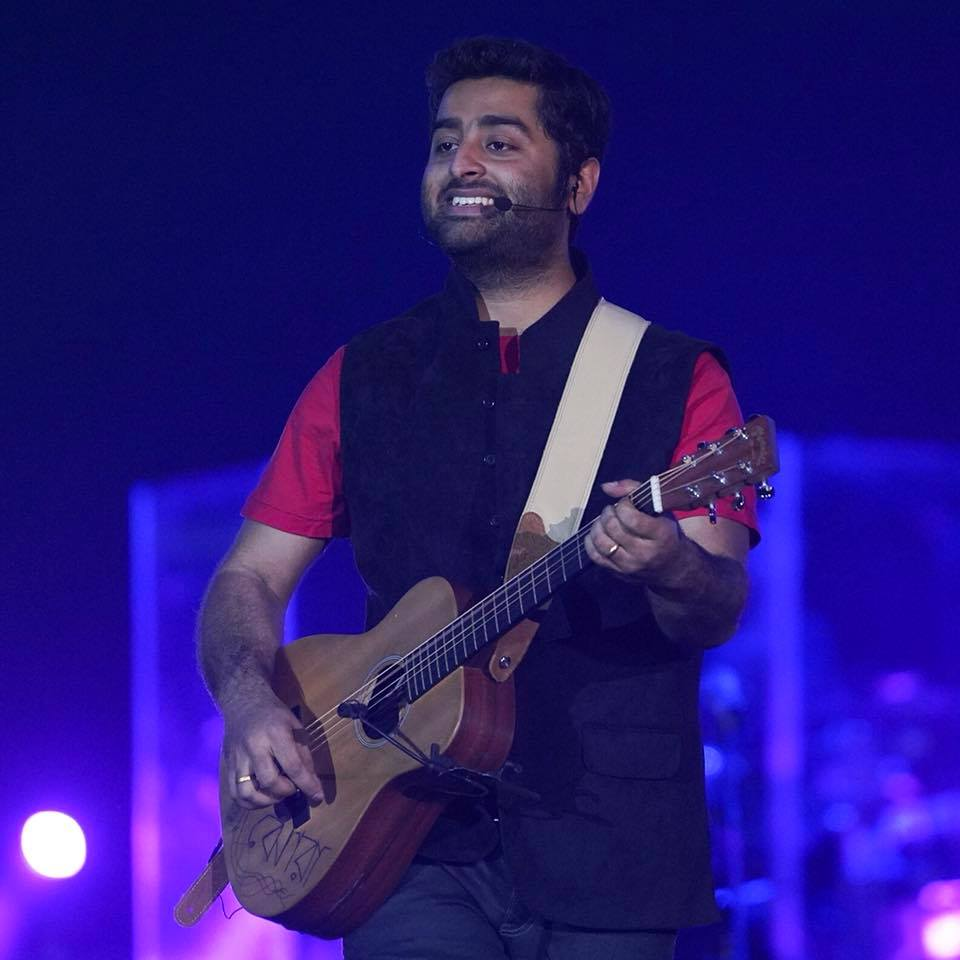 Arijit Singh Beautiful Smile Images