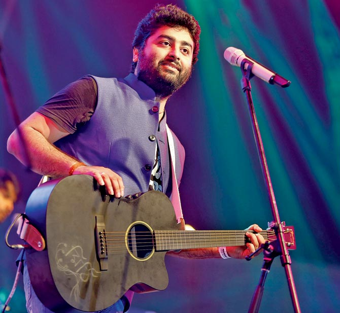 Arijit Singh Cute & Lovely Images