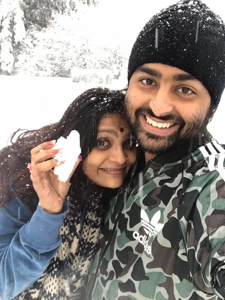 Arijit Singh Images With Wife Koel Roy