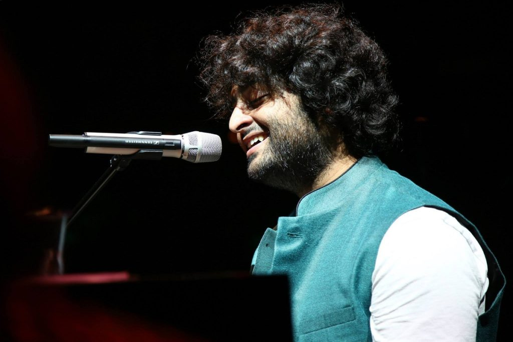 Arijit Singh Latest Hair Style Images