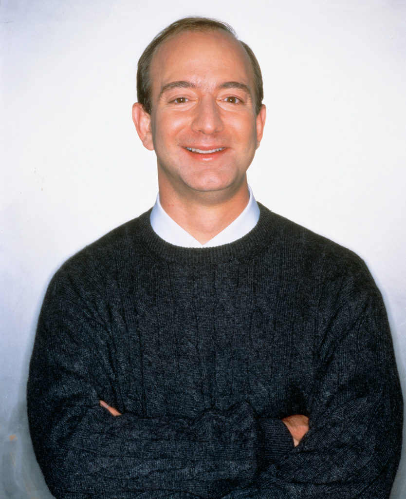 Attractive Jeff Bezos Pics