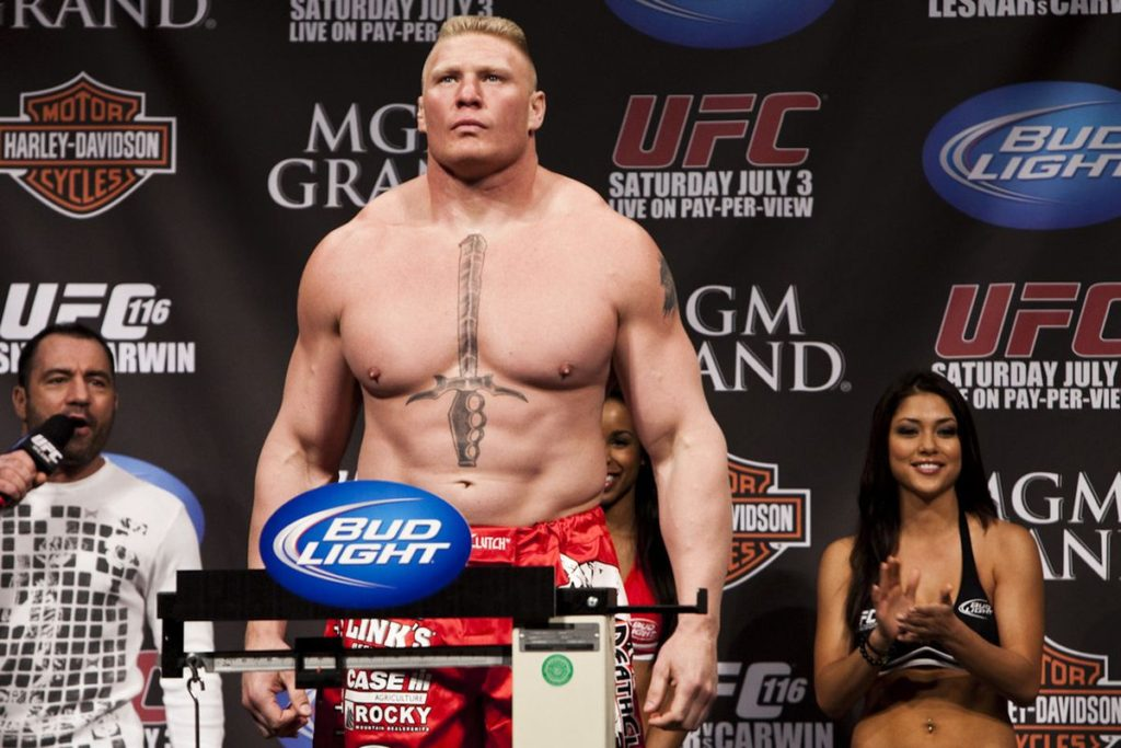 Brock Lesnar Age Biography